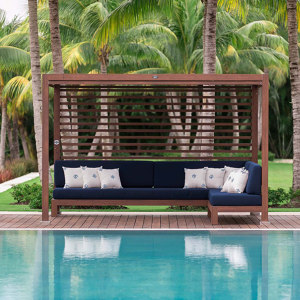 CABANAS AND LOUNGES