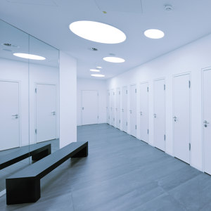 RECESSED MOUNTED LUMINAIRE