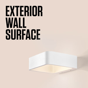 EXTERIOR WALL SURFACE