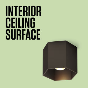 INTERIOR CEILING SURFACE