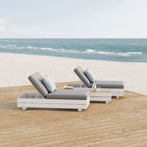 SUN LOUNGERS & DECK CHAIRS