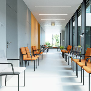 CONFERENCE AND MULTIFUNCTIONAL CHAIRS