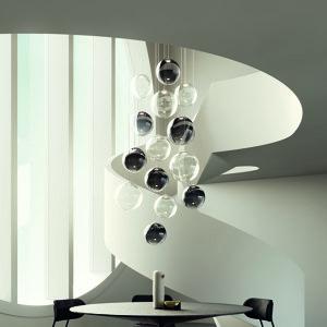 CLUSTER SUSPENSION LAMPS