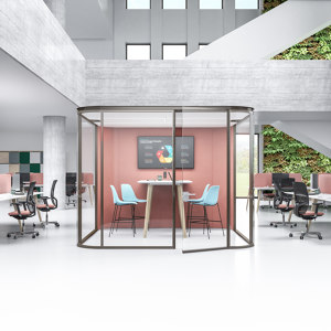 SMART OFFICE | ACOUSTIC & PARTITIONS