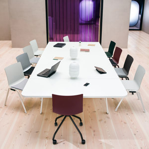 COMPLEMENTARY CONFERENCE AND COFFEE TABLES