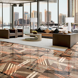 FLOOR & WALL COVERINGS