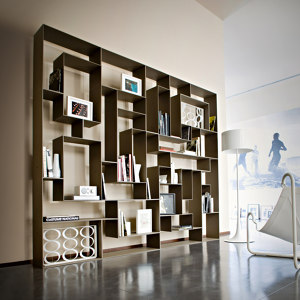 DESIGN | Bookshelves - Storage