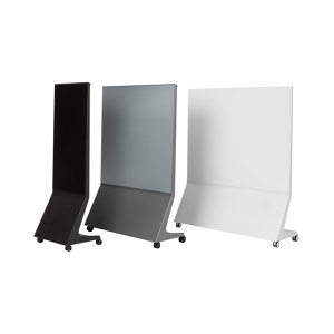 FREE-STANDING, MOVABLE BOARDS