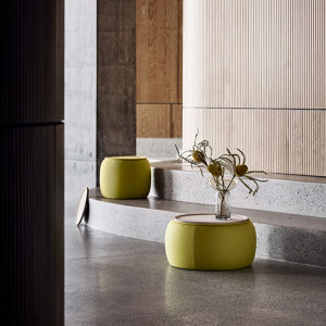 POUFS AND FOOTSTOOLS