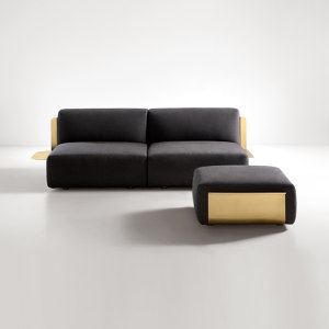 SOFAS AND POUFS