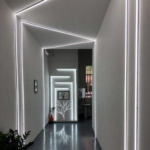 LED Trockenbau-Profile