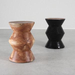 Sculptural Turned Wood
