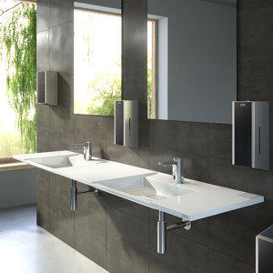 WASH BASINS & WASHTROUGHS