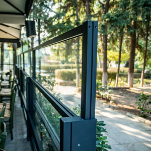 OUTDOOR PARTITIONS