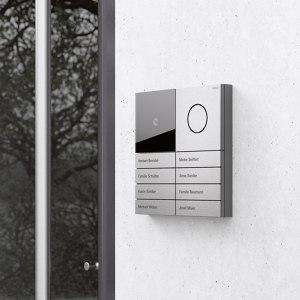 DOOR COMMUNICATION-INTERCOMES