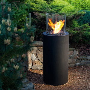 OUTDOOR ETHANOL FIREPLACES