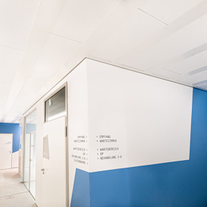 OWActive mineral climate control ceilings