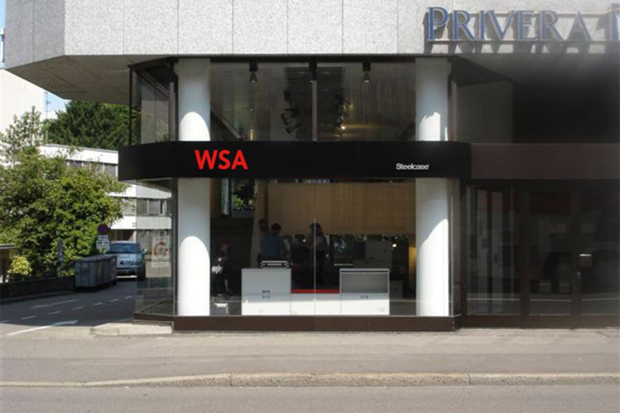WSA OFFICE PROJECT - Basel