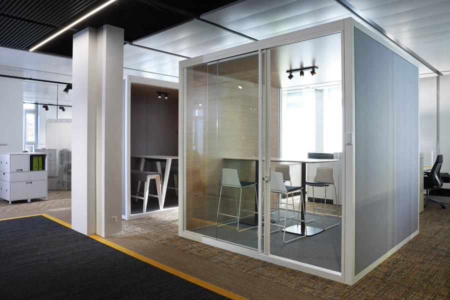 WSA OFFICE PROJECT - Crissier