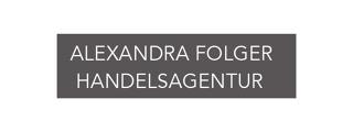 Handelsagentur Alexandra Folger | Agents