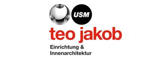 Teo Jakob x USM | Flagship showrooms