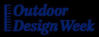 Outdoor Design Week | Global Design Agenda