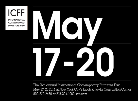 Icff new york profile for Icff exhibitors 2014
