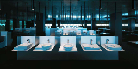 Roca Sanitario Bathroom / Sanitaryware