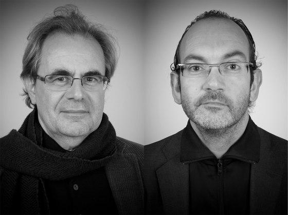 M+V merlini & ventura architectes