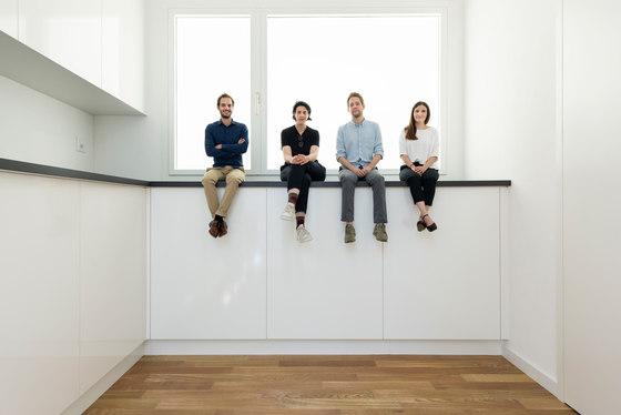 Alessandro Bosshard, Li Tavor, Matthew van der Ploeg, Ani Vihervaara