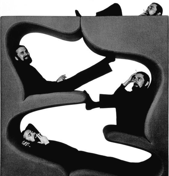 verner panton profile interior architects. Black Bedroom Furniture Sets. Home Design Ideas