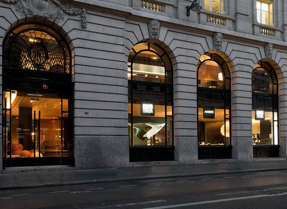 B&B Italia et Maxalto Paris
