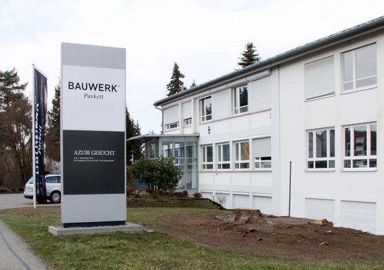 Bauwerk Parkettwelt Bodelshausen