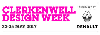 Clerkenwell Design Week 2016