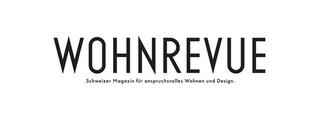 WOHNREVUE | Fachmagazine