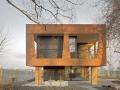 Staufer & Hasler Architekten-Sommerhaus auf dem Seerücken -1