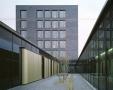 Burckhardt + Partner AG Architekten Generalplaner-Syngenta/Plan directeur, centre d'accueil, laboratoire de chimie, centre de traitement des semences -1