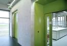 Burckhardt + Partner AG Architekten Generalplaner-Syngenta/Plan directeur, centre d'accueil, laboratoire de chimie, centre de traitement des semences -5