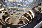 "Fuksas-Myzeil – shopping mall, part of the ""PalaisQuartier"" -2"