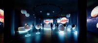 ATELIER BRÜCKNER-CERN | Universe of Particles -3