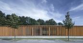 MGF Architekten GmbH-Hochschule für Technik und Wirtschaft, Neubau einer Cafeteria auf dem Burren -5