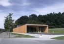 MGF Architekten GmbH-Hochschule für Technik und Wirtschaft, Neubau einer Cafeteria auf dem Burren -1