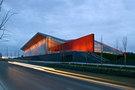 Ricardo Bofill Taller de Arquitectura-Centro Cultural Miguel Delibes -1