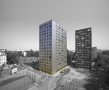 knerer und lang-Renovation of Student Residence in Hochschulstrasse -1
