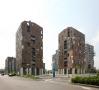 Cino Zucchi Architetti-Edilizia residenziale convenzionata  a torre, Nuovo Portello -1