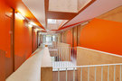 Mikou Studio-Jean Lurcat High School Gymnasium -3