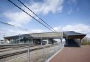 Kengo Kuma & Associates-Hoshakuji Station -1