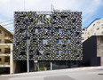 Kengo Kuma & Associates-Green Cast -1