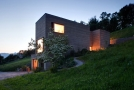 Boltshauser Architekten-Rammed earth house, Rauch family home -1