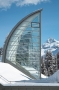 Mario Botta Architetto-Wellness centre 'Tschuggen Bergoase' -4